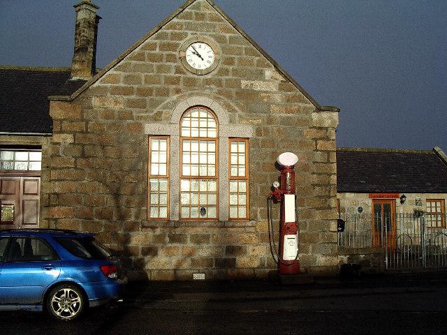 Old school building (1837), Tarves