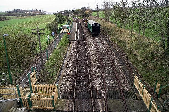 Herston Halt, Swanage Railway, Dorset