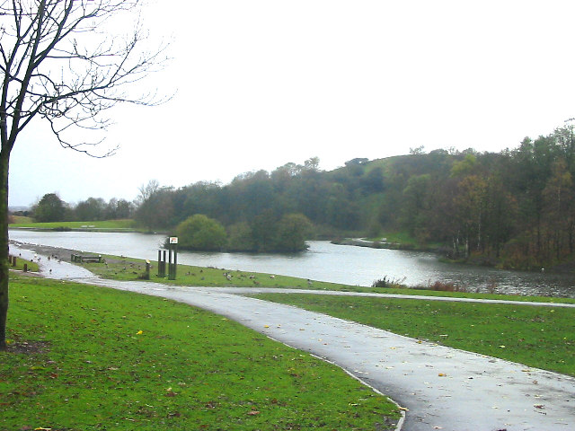 Central Forest Park, Hanley