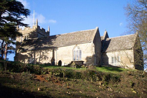 St Bartholomews Church, Churchdown