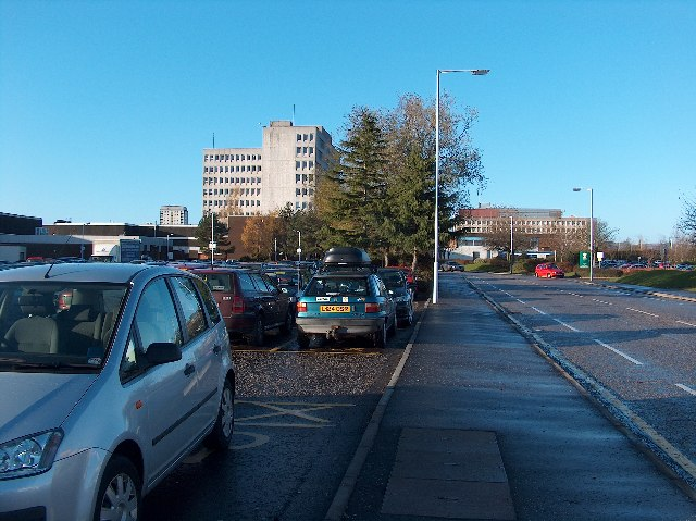 Glenrothes Town Centre, Fife