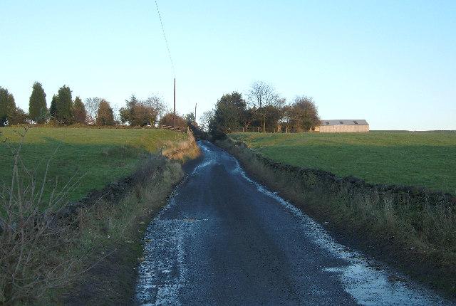 Milnrow - the edge of suburbia