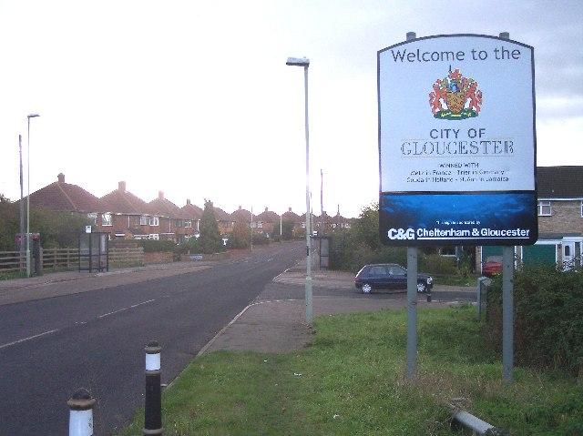 Gloucester City Limits