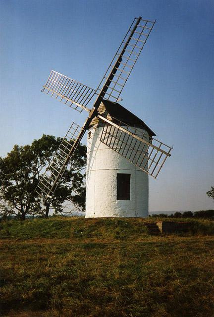 Chapel Allerton: Ashton Windmill
