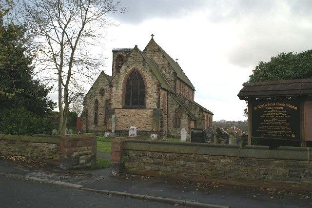 St. Nicholas, Whiston