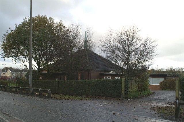 St. Leo's RC Church, Whiston