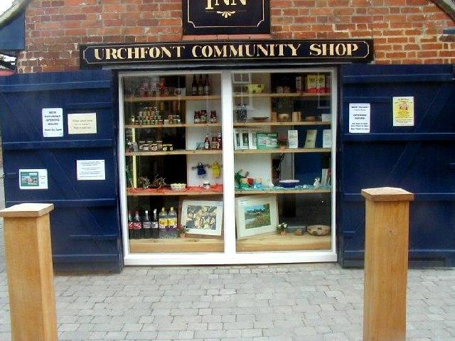 Urchfont Community Shop