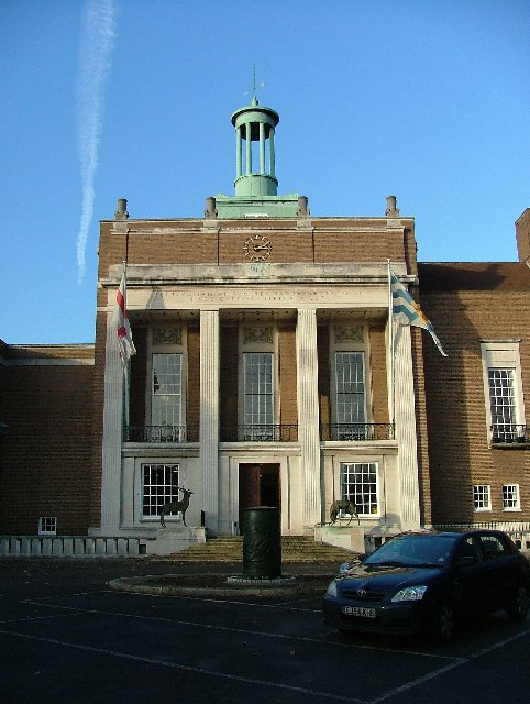 County Hall Hertford