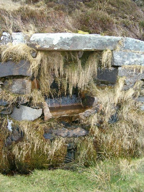 Horse Trough, Road to the Mull of Kintyre Lighthouse