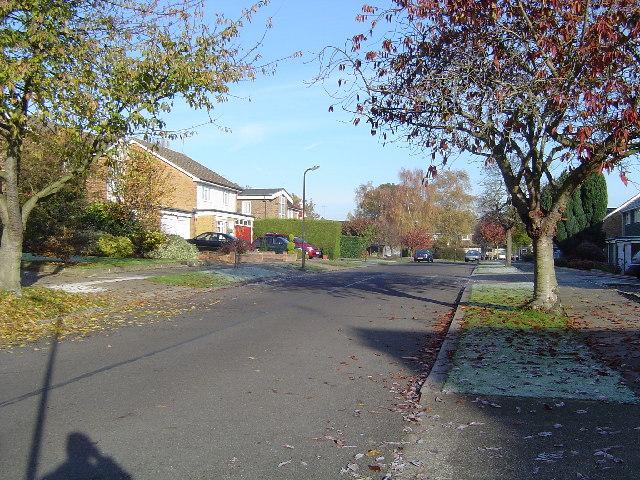 Pinnerwood Park: Albury Drive