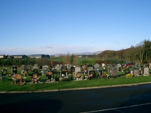 Culross Cemetery.