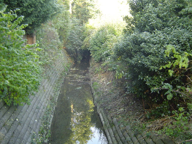 Woodridings Stream, Pinner