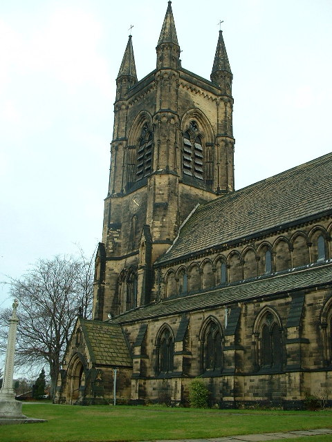 St Mary's Church, Mirfield