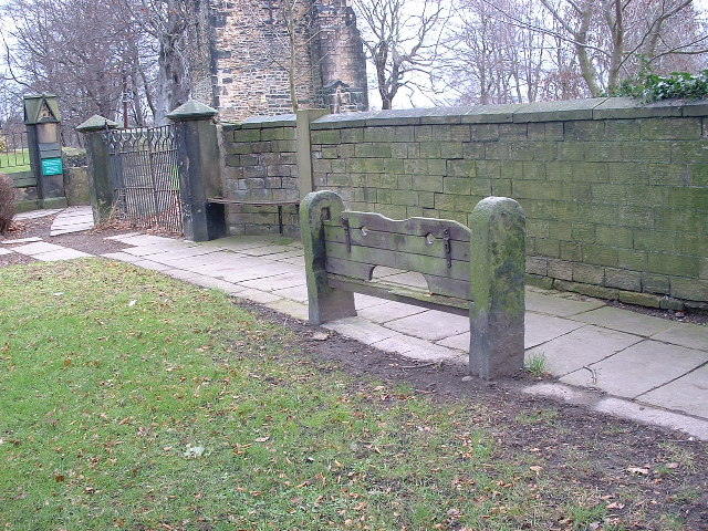 Stocks, St Mary's Church
