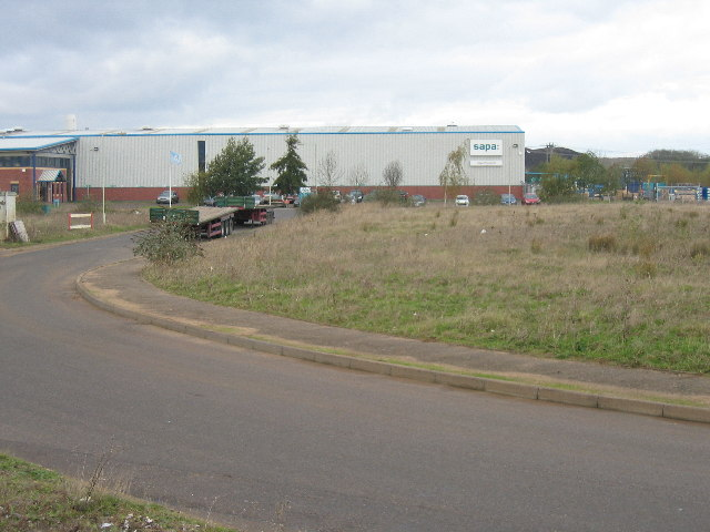 SAPA:Pressweld factory at Gloucester