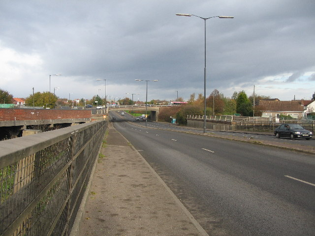 A38 at Patchway