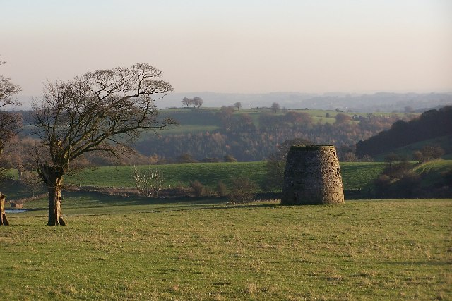 Old Windmill near to Carsington Pastures