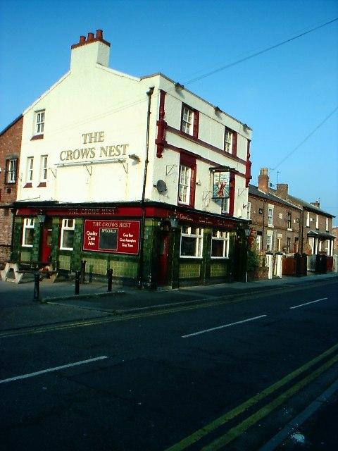 The Crows Nest Pub, Victoria Road