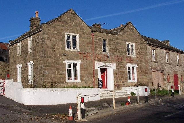The Red Lion Inn at Wensley