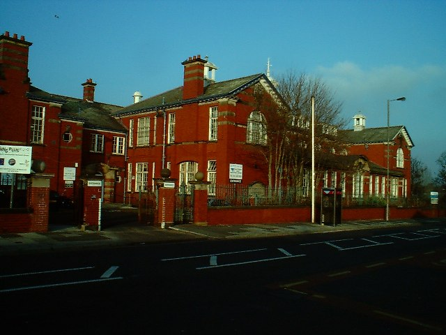 Waterloo Grammar School, Cambridge Rd. Waterloo