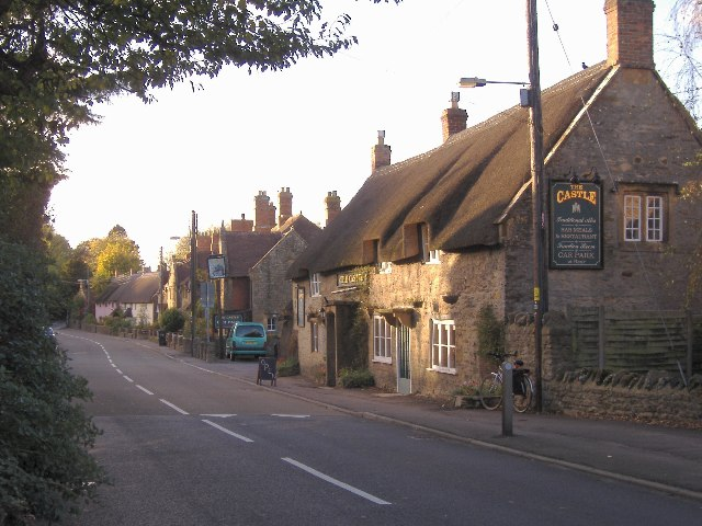 West Coker High Street