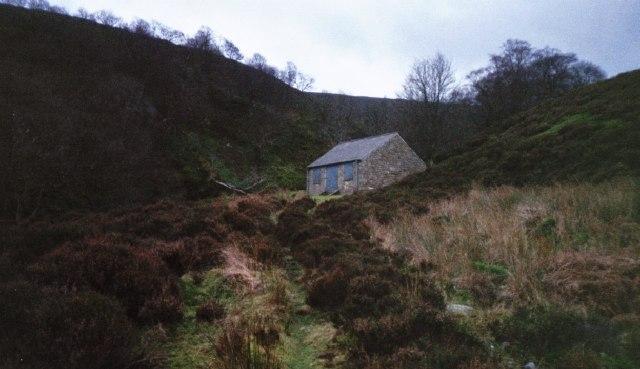 Shooting Hut Black Clough