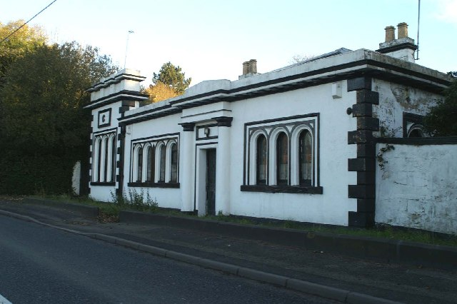 Old lodge