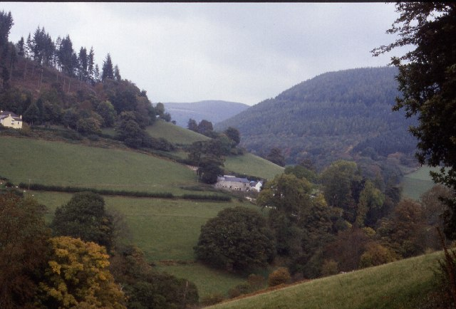 Valley of the River Eglwyseg