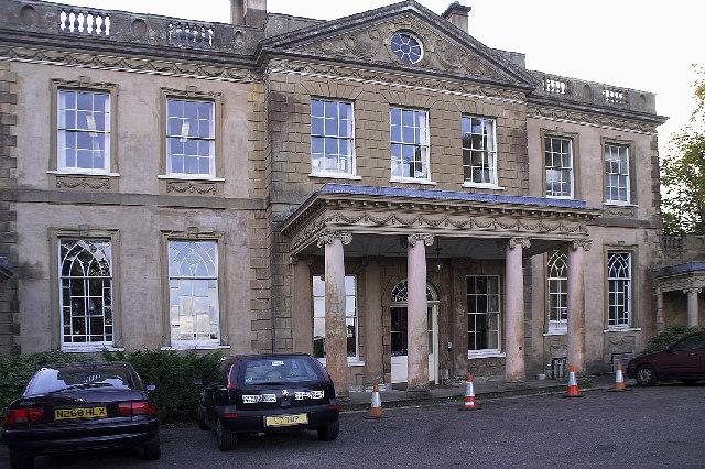 Upton House, Dorset
