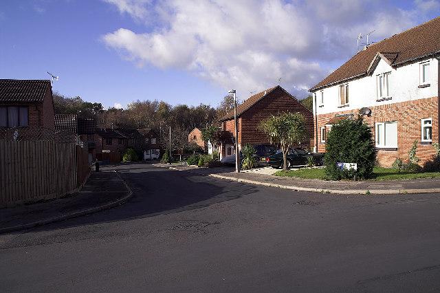 Larch Close, Creekmoor, Poole, Dorset