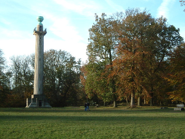 Bridgewater Monument from Pitstone Common