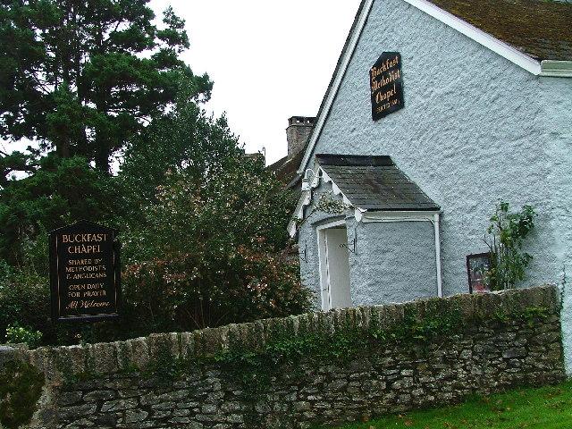 Buckfast Chapel