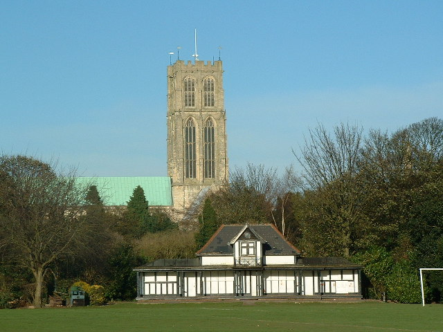 Howden Minster Plus Ashes Playing Field Pavilion