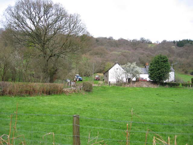 Farm in Dyffryn Crawnon