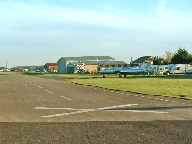 Breighton Airfield and Aeroplane Museum