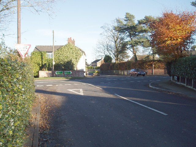 The Crossroads at Ollerton