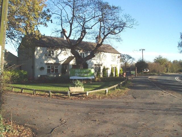 Dun Cow Inn, Ollerton