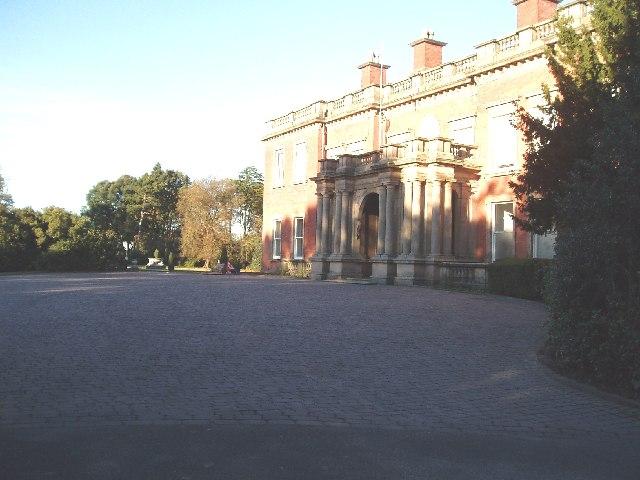 Booths Hall