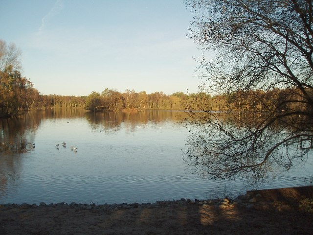 South End of Shakerley Mere