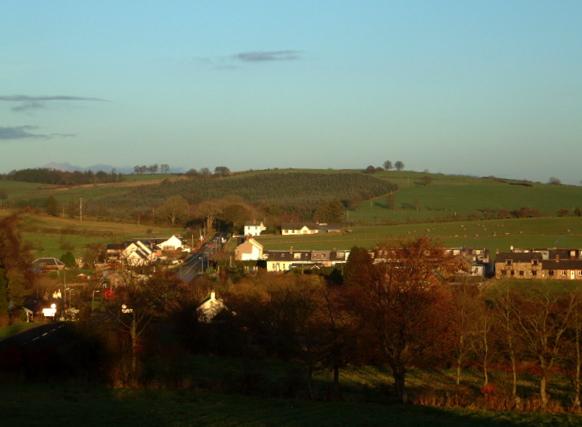 Rowanburn Village