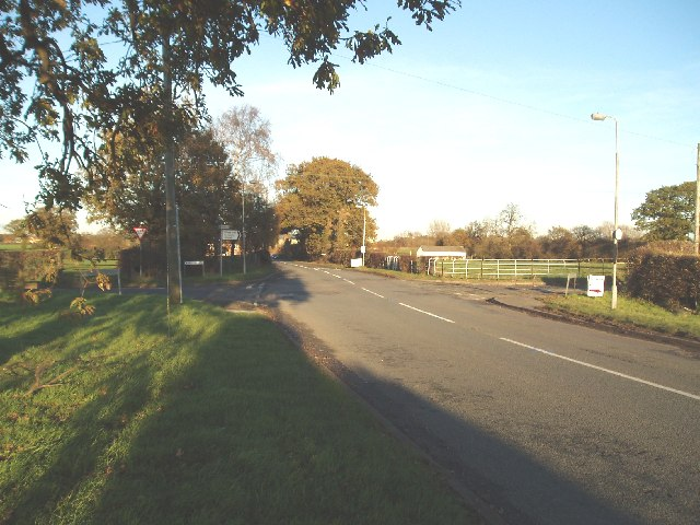 Crossroads at Byley