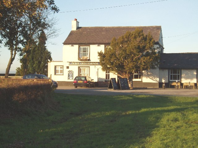 The Three Greyhounds Public House