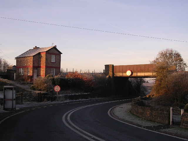 Newsholme Railway Bridge