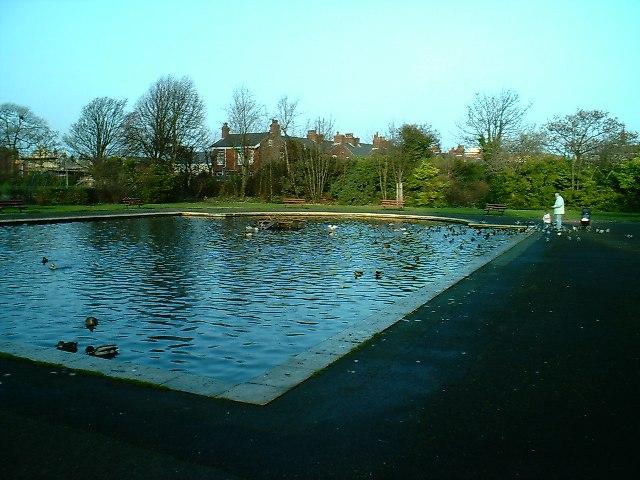 Boating Lake, Coronation Park