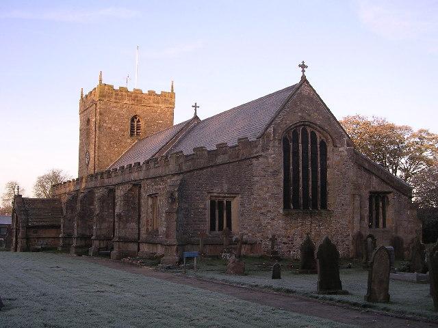 Gisburn Church