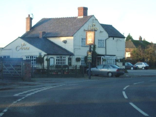 The Crown Inn , Swan Green