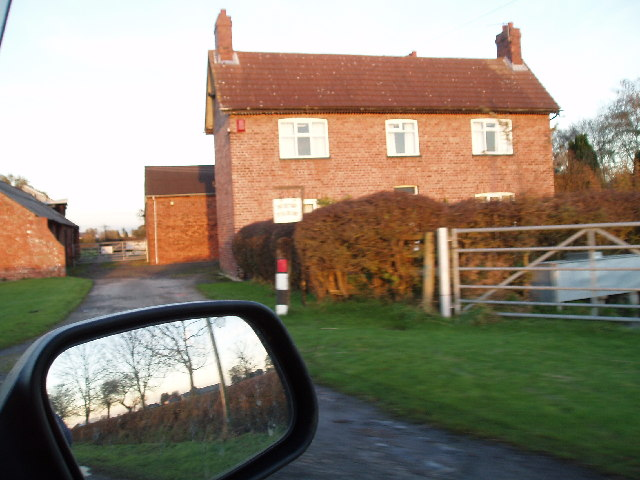 New Farm, Patmos Lane, Nether Peover