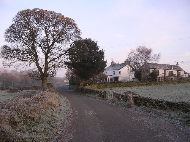 Farm at Gatebeck