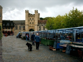 Wells Farmers Market....Town Square