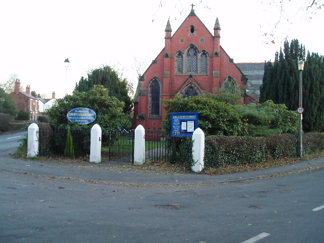 Plumley Methodist Church
